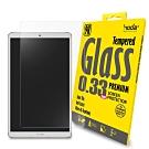 hoda HUAWEI MediaPad M6 (8.4吋)全透明高透光滿版9H鋼化玻璃保護貼