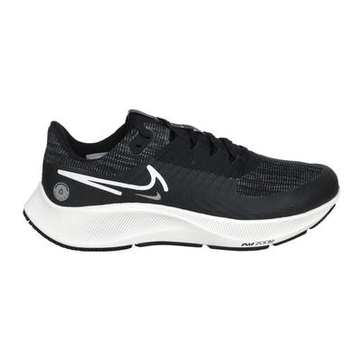 NIKE AIR ZOOM PEGASUS 38 SHIELD 男慢跑運動鞋 DC4073-001 灰黑白