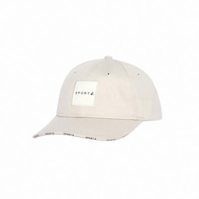 Agnes b. - Sport b. 棒球帽(中性)(淺卡其)