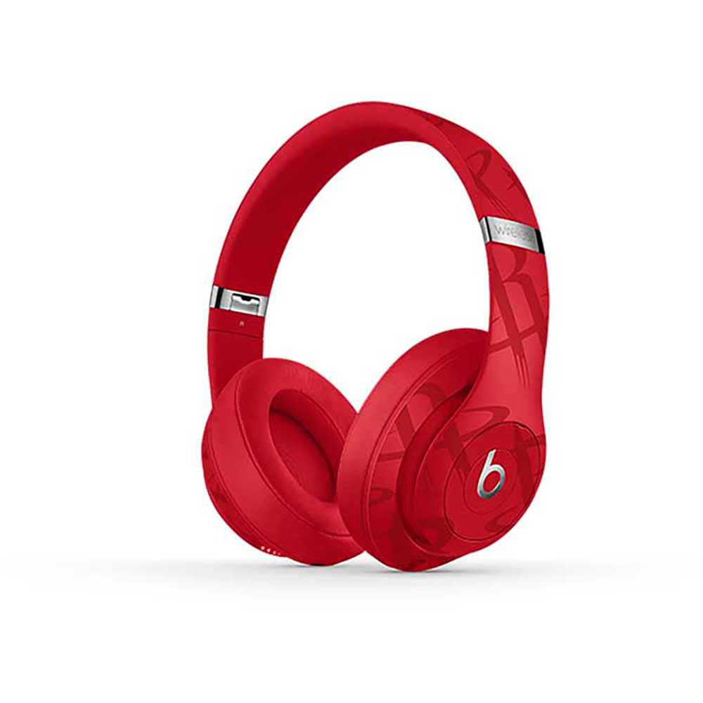 Beats Studio3 Wireless 頭戴式耳機 NBA球隊聯名款 火箭隊