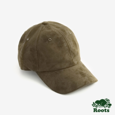 Roots配件- 艾莉克西斯棒球帽-綠