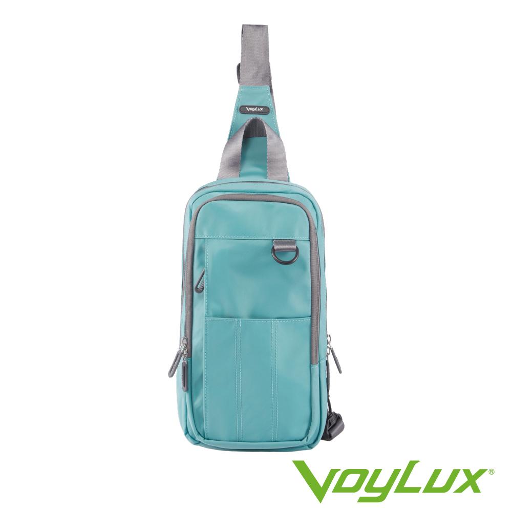 VoyLux 伯勒仕-城市快捷系列單肩包孔雀藍-3684518