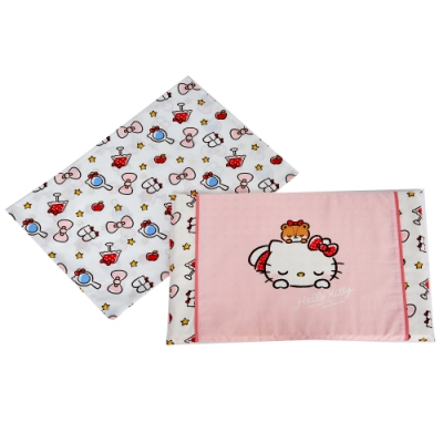 【les enphants(麗嬰房)】Hello Kitty 午睡時光系列平枕