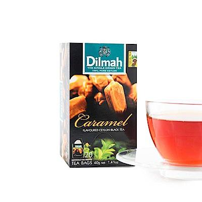 Dilmah帝瑪 焦糖紅茶(2gx20入)