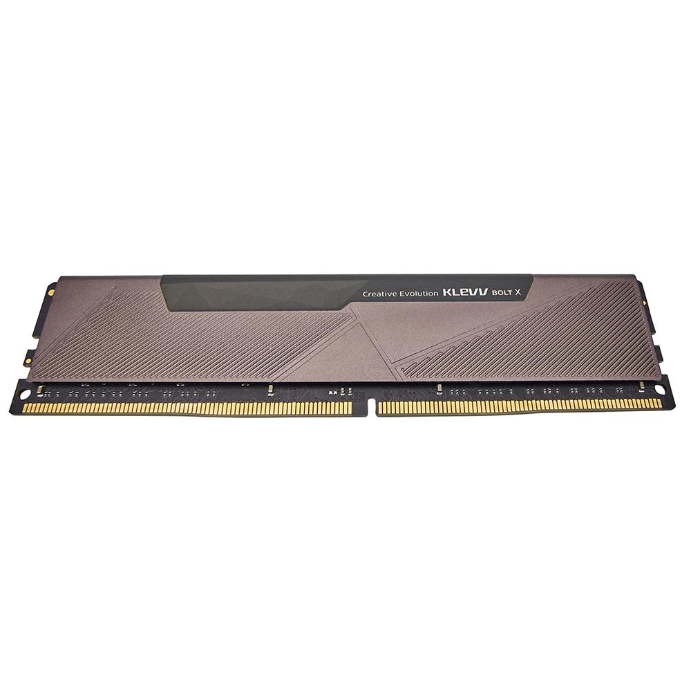 KLEVV 科賦 BOLT X  DDR4 2666 16G 桌上型記憶體(雷霆系列)