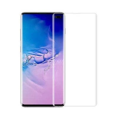 光學盾 SAMSUNG Galaxy S10+ UV 光學全膠鋼化膜(含燈)