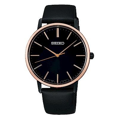SEIKO精工/經典面面對時錶款/7N01-0JR0D(SCXP078J)