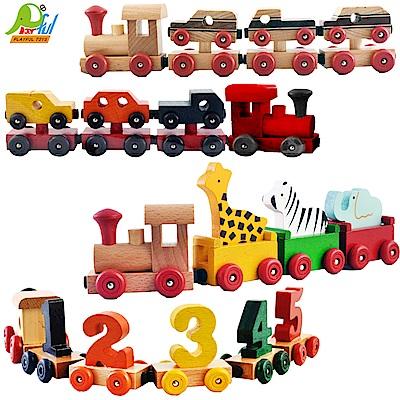 Playful Toys 頑玩具 磁性拖拉火車