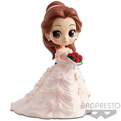 任選Banpresto 迪士尼 貝兒婚紗版(一般色)14cm BD35538