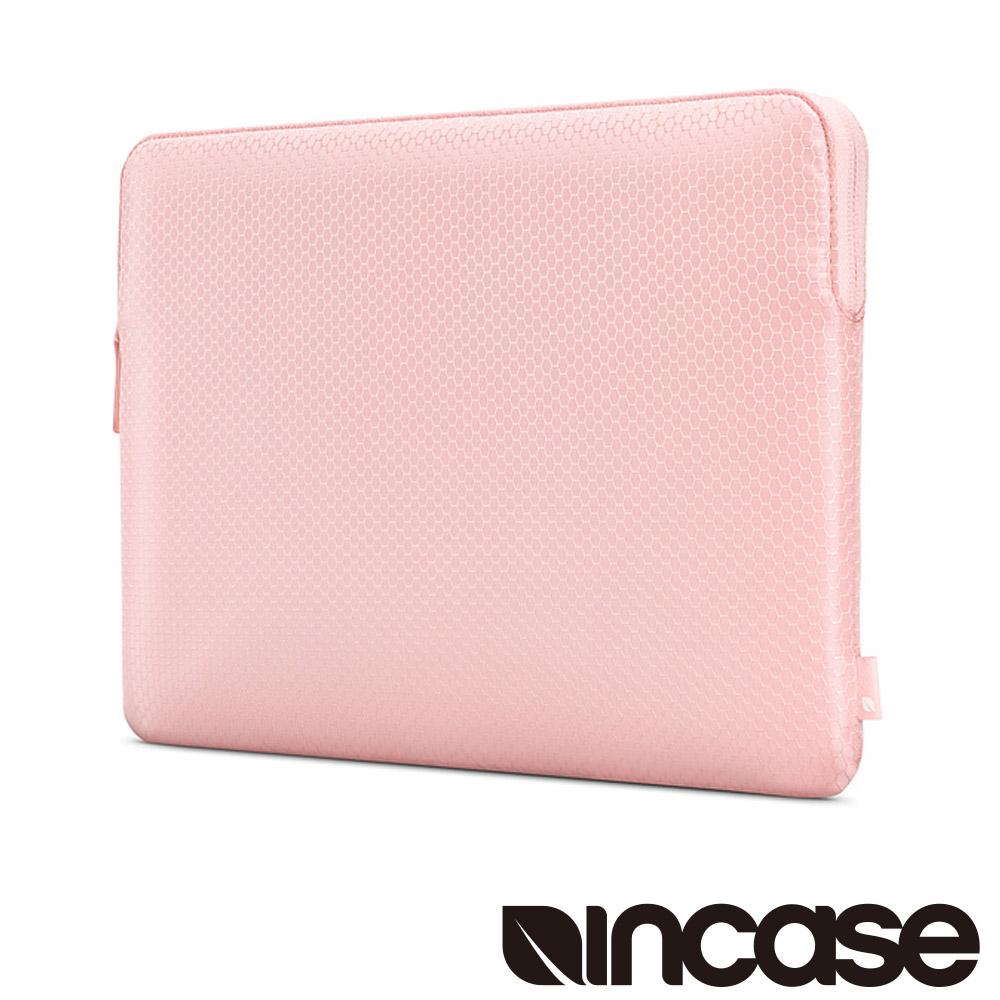 INCASE Slim Sleeve Air 13吋 蜂巢格紋筆電保護內袋 (玫瑰金)