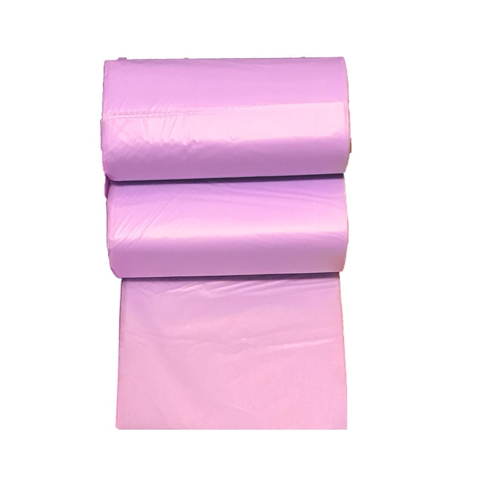 金德恩 台灣專利製造 花香垃圾袋/ 可自然分解 環保清潔袋 20L