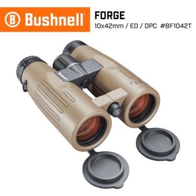 【美國 Bushnell 倍視能】Forge 精鍛系列 10x42mm ED螢石旗艦級雙筒望遠鏡 BF1042T (公司貨)