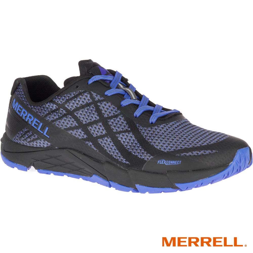 MERRELL BAREACCESSSHIELD 女跑鞋-黑(77612)