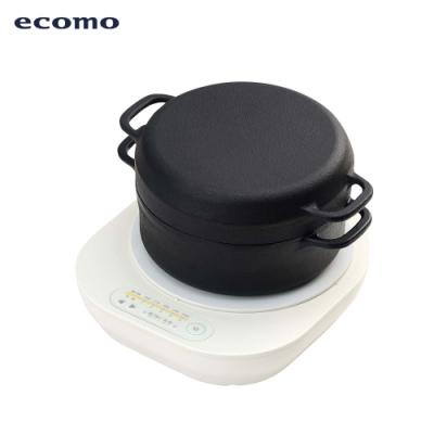 ecomo AIM-CT103 IH爐+萬用鐵鍋組