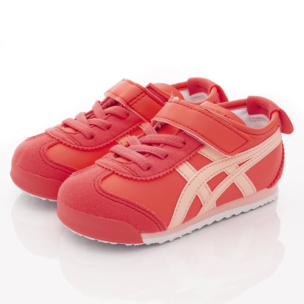 asics競速童鞋 Tiger系列-經典學步款 700橘(寶寶段)