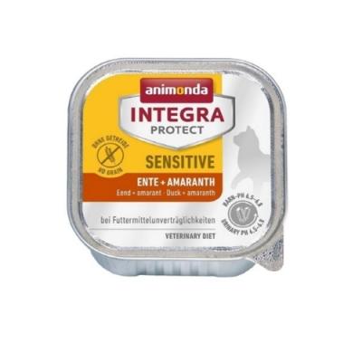 德國阿曼達ANIMONDA-專業貓咪處方食品-Sensitive敏感雞肉100克 16罐組
