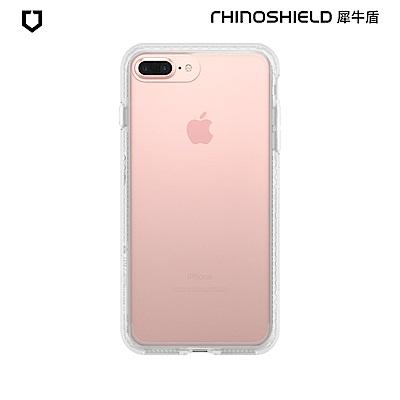 犀牛盾PLAYPROOF iPhone 8 Plus / 7 Plus防摔背蓋手機殼-透明款