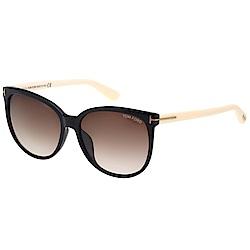 TOMFORD  太陽眼鏡(黑色)TF9309-05F