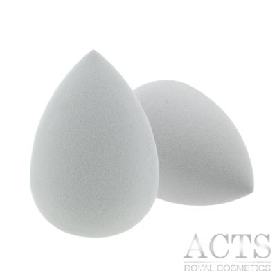 ACTS維詩彩妝 高密度Q海綿 水滴形灰 2入