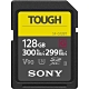 SONY SDXC U3 128GB 超高速防水記憶卡 SF-G128T(公司貨) product thumbnail 1