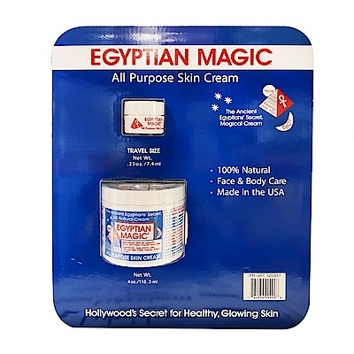 Egyptian Magic 多用途潤膚霜 118.3ml + 7.4ml