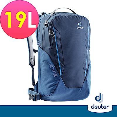 【deuter德國】 X-Venture XV1 19L多功能休旅背包3850218灰藍
