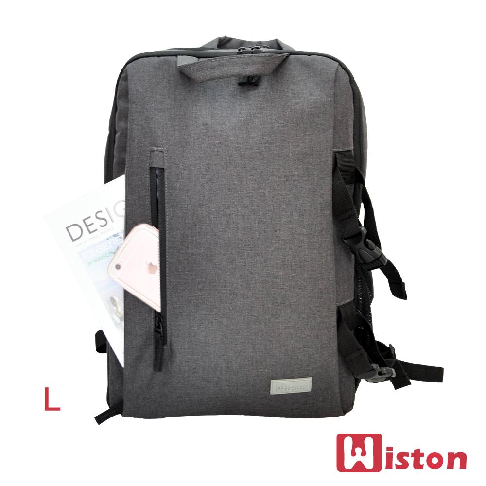 Wiston 簡約雙肩相機後背包(L) Style Backpack L