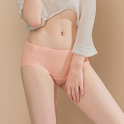 無痕透氣超健康竹炭包臀中腰M-XL內褲 曖昧邊界 可蘭霓Clany