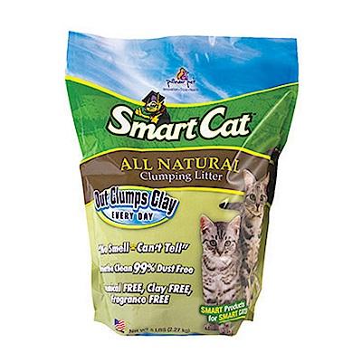 SmartCat 聰明貓凝結高梁砂10LB-4包組