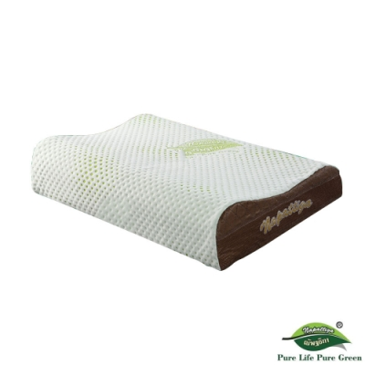 Napattiga Latex娜帕蒂卡泰國皇家Royal天然中低乳膠枕LPT2(快速到貨)