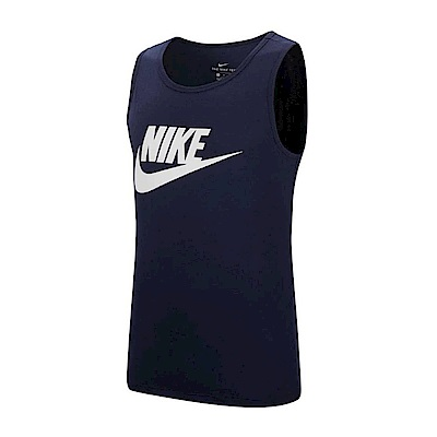 Nike 背心 NSW Icon Futura Tank 男款
