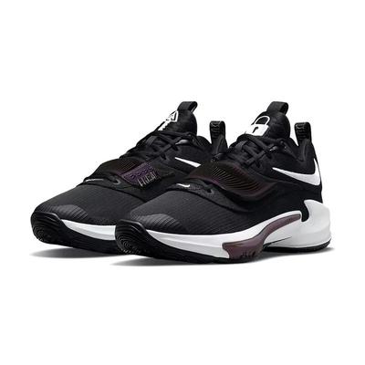 NIKE 籃球鞋 紫 字母哥 希臘怪物 ZOOM FREAK 3 EP DA0695001