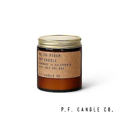 美國 P.F. Candles CO. No.29 北美松針 手工香氛蠟燭 99g