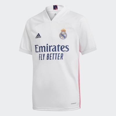 adidas REAL MADRID 20/21 主場球衣 男童/女童 FQ7486