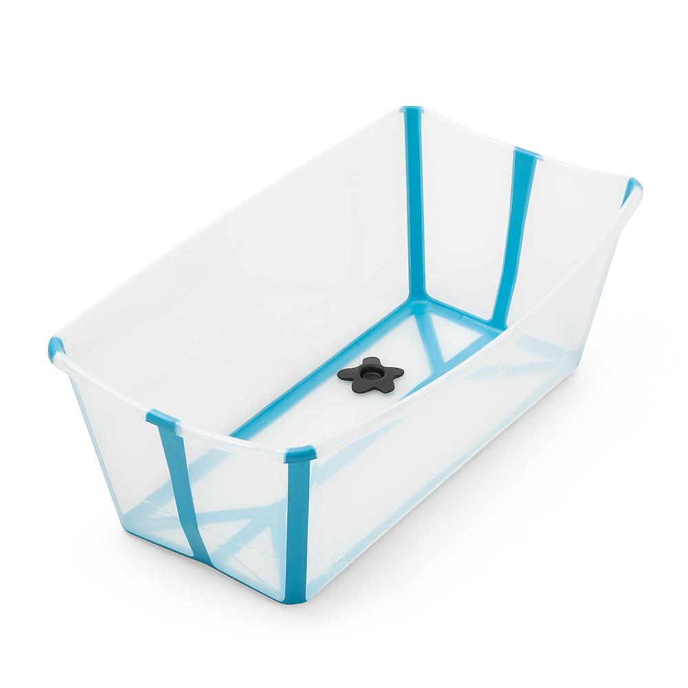 Stokke Flexi Bath 折疊式浴盆-透明