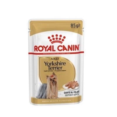 ROYAL CANIN法國皇家-約克夏犬專用濕糧YSW 85g 『24包組』