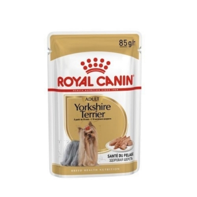 ROYAL CANIN法國皇家-約克夏犬專用濕糧YSW 85g 『12包組』