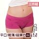 席艾妮SHIANEY 台灣製造(3件組) 超彈力 竹炭褲底平口內褲 可當安全褲/內搭褲 product thumbnail 1