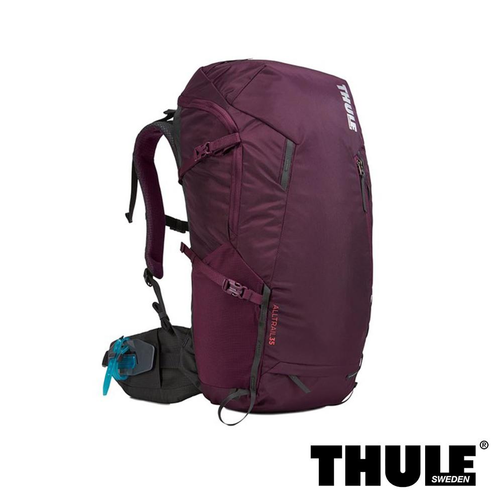 Thule AllTrail 35L Women 多功能女用登山包 - 紫紅