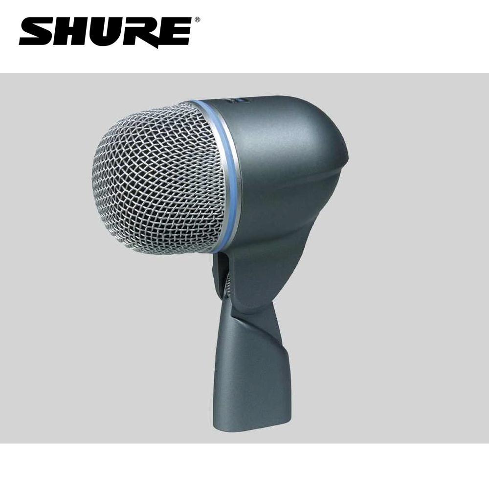 Shure Beta52A 大鼓貝斯收音麥克風