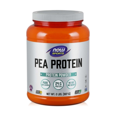 【NOW】豌豆分離蛋白粉 (2LB/907G)