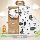 美國 Angel Dear 動物嬰兒安撫巾禮盒版 (小乳牛) product thumbnail 1