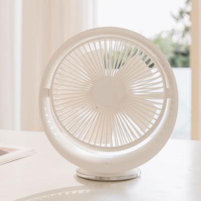 日本達樂DALE 8吋充電式行動空調循環扇(可上下擺動)