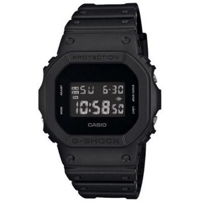 CASIO卡西歐 酷黑經典款(DW-5600BB-1D)