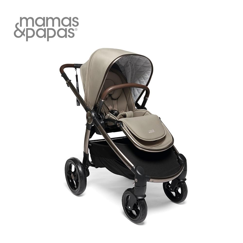 Mamas&Papas Ocarro 雙向 高景觀 避震輪 可平躺 新生兒 嬰兒手推車 0m+(切爾西風衣)