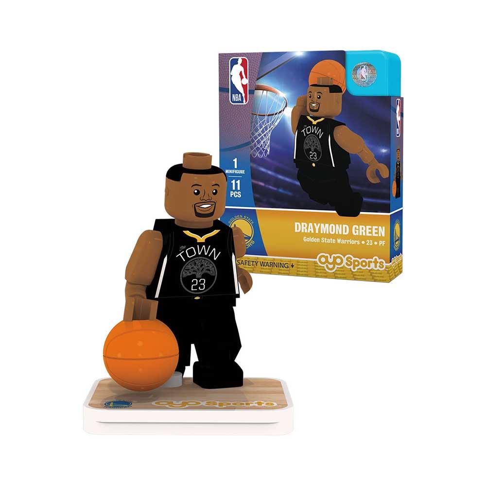 OYO Sports NBA 球員公仔 勇士隊 Draymond Green