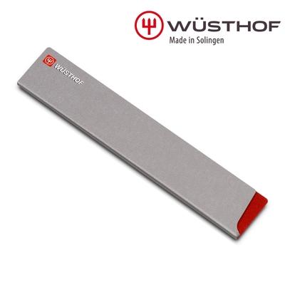 WUSTHOF 德國三叉牌 storage 夾式刀套5x26cm (刀鞘 絨毛內裡)