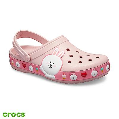 Crocs 卡駱馳 (中性鞋)LINE聯名卡駱班 205791-606