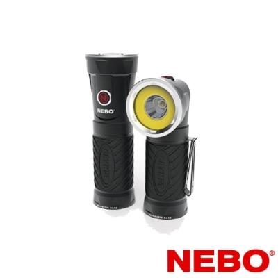 【NEBO】BIG CRYKET迴旋多用途COB LED工作手電筒