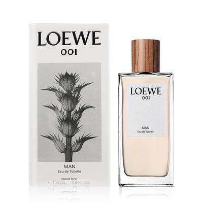 LOEWE 001 MAN 事後清晨男性淡香水100ml EDT-國際航空版